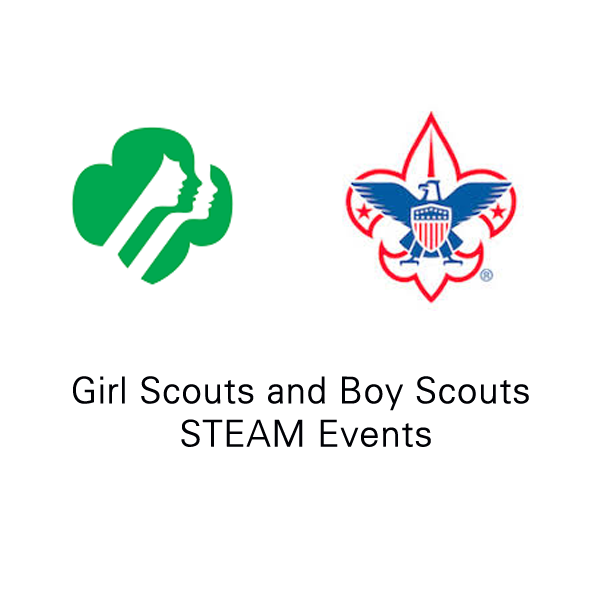 Community Investment Girl and Boy Scouts