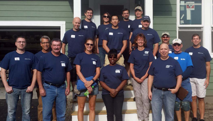 Community Investment Habitat For Humanity Team