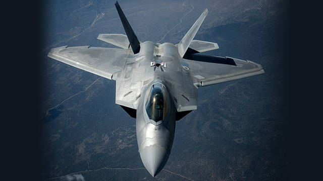 Air Force - F-22 Raptor
