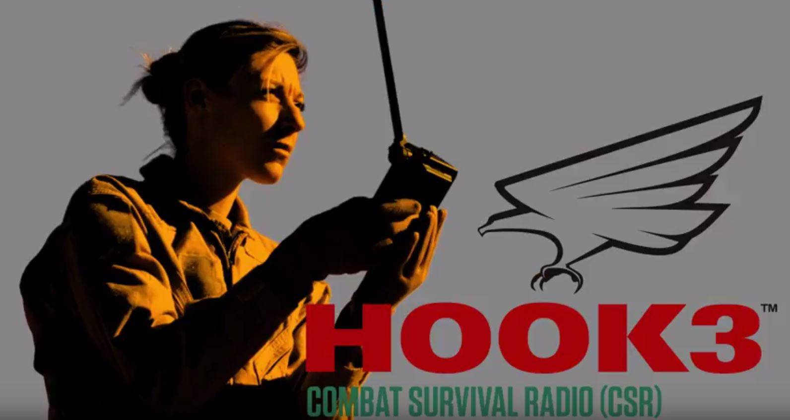 Radios - HOOK3 Combat Survival Radio Video Thumbnail
