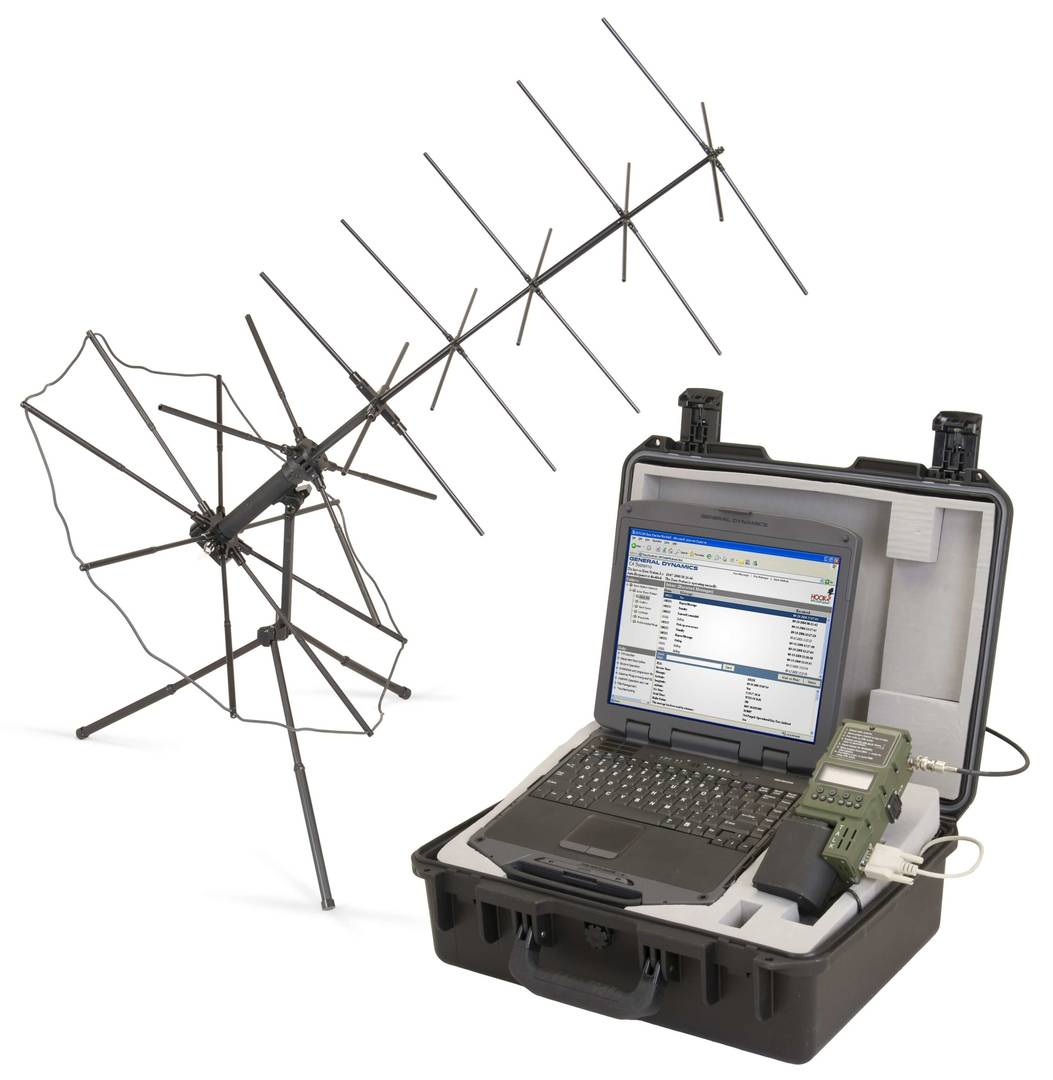 Satcom Base Station Carousel 1