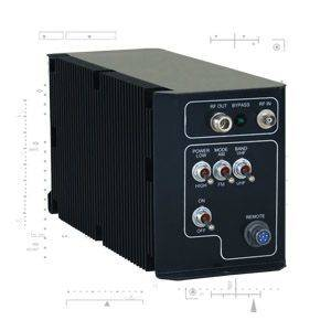 UPA-55 VHF/UHF RF Power Amplifier