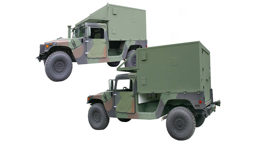 Shelter Structures - Cargo Bed Covers