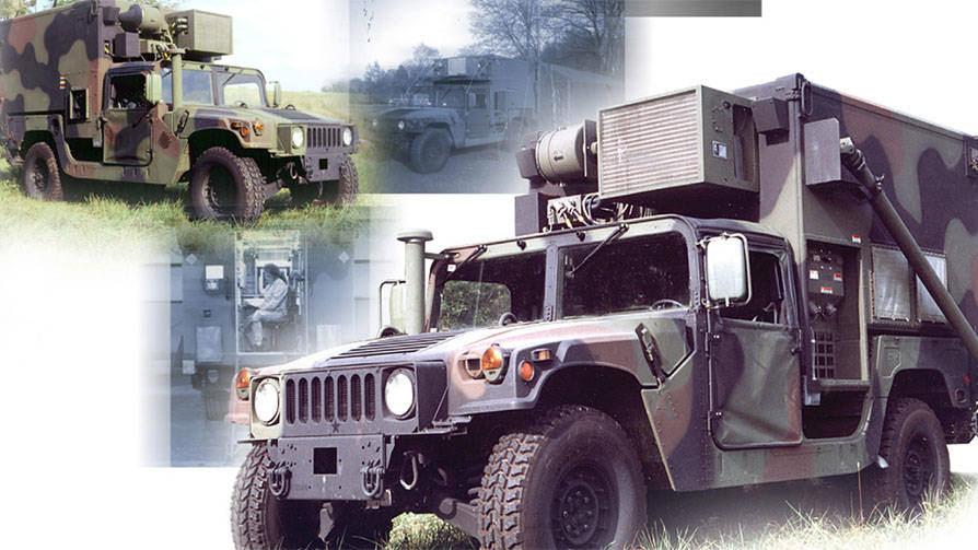 Shelter Structures - Lightweight Multipurpose Shelters (LMS)