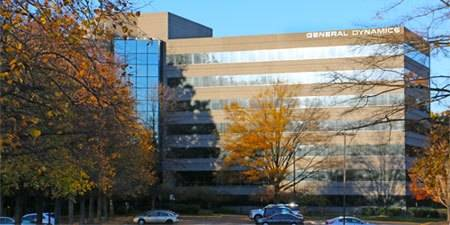 GDMS Headquarters Building Fall