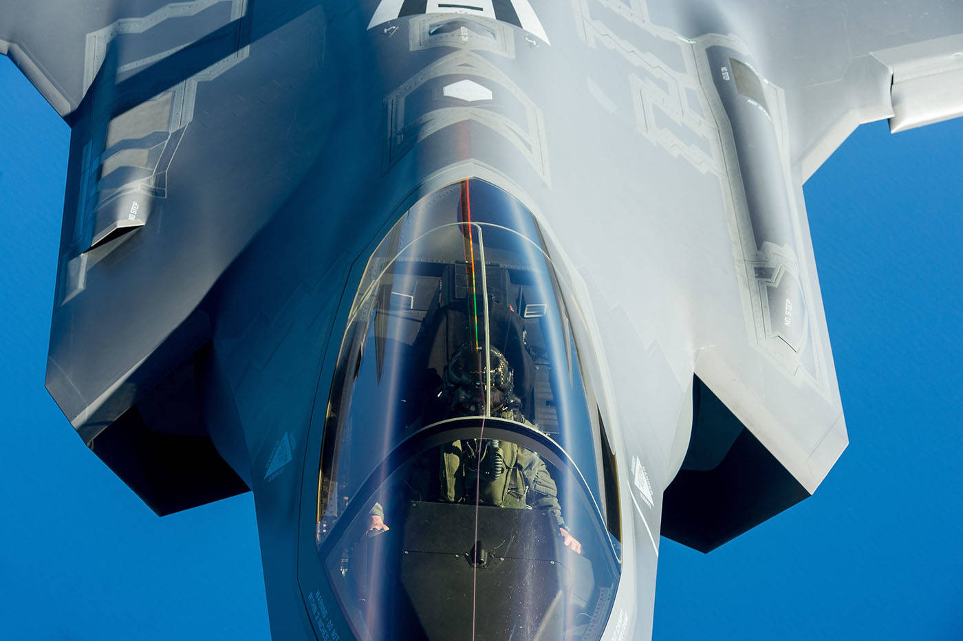 Air Force - F-35 Close Up