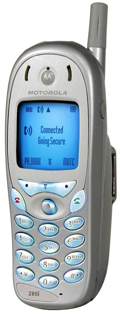 Cyber and Electronic Warfare Systems - Sectera Phone 280i 2004 - Image