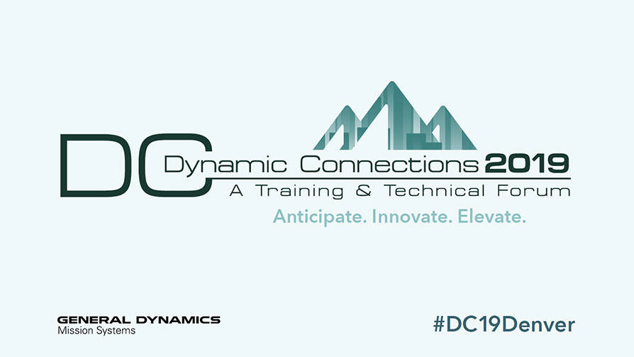 Dynamic Connections 2019 Event Graphic