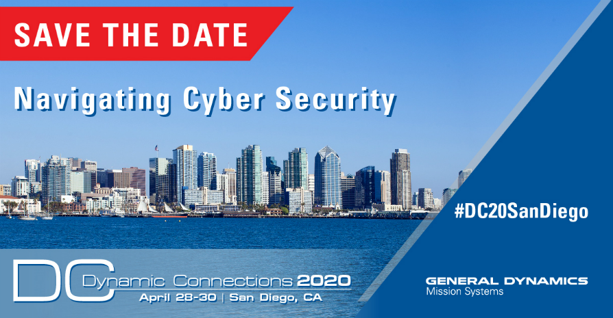 Dynamic Connections 2020 Event - General Dynamics