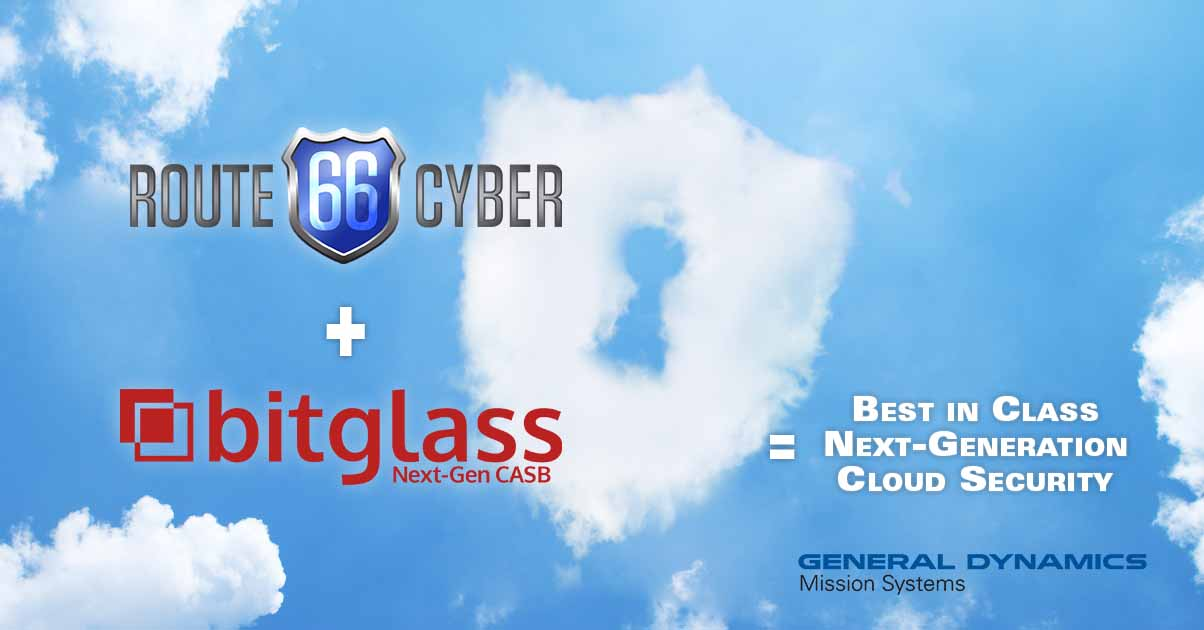 Route 66 and Bitglass News Article