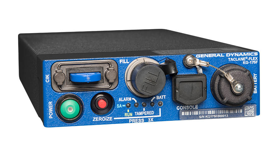 TACLANE-FLEX KG-175F Encryptor Resized