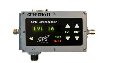 GPS Source GPS Retransmission Systems