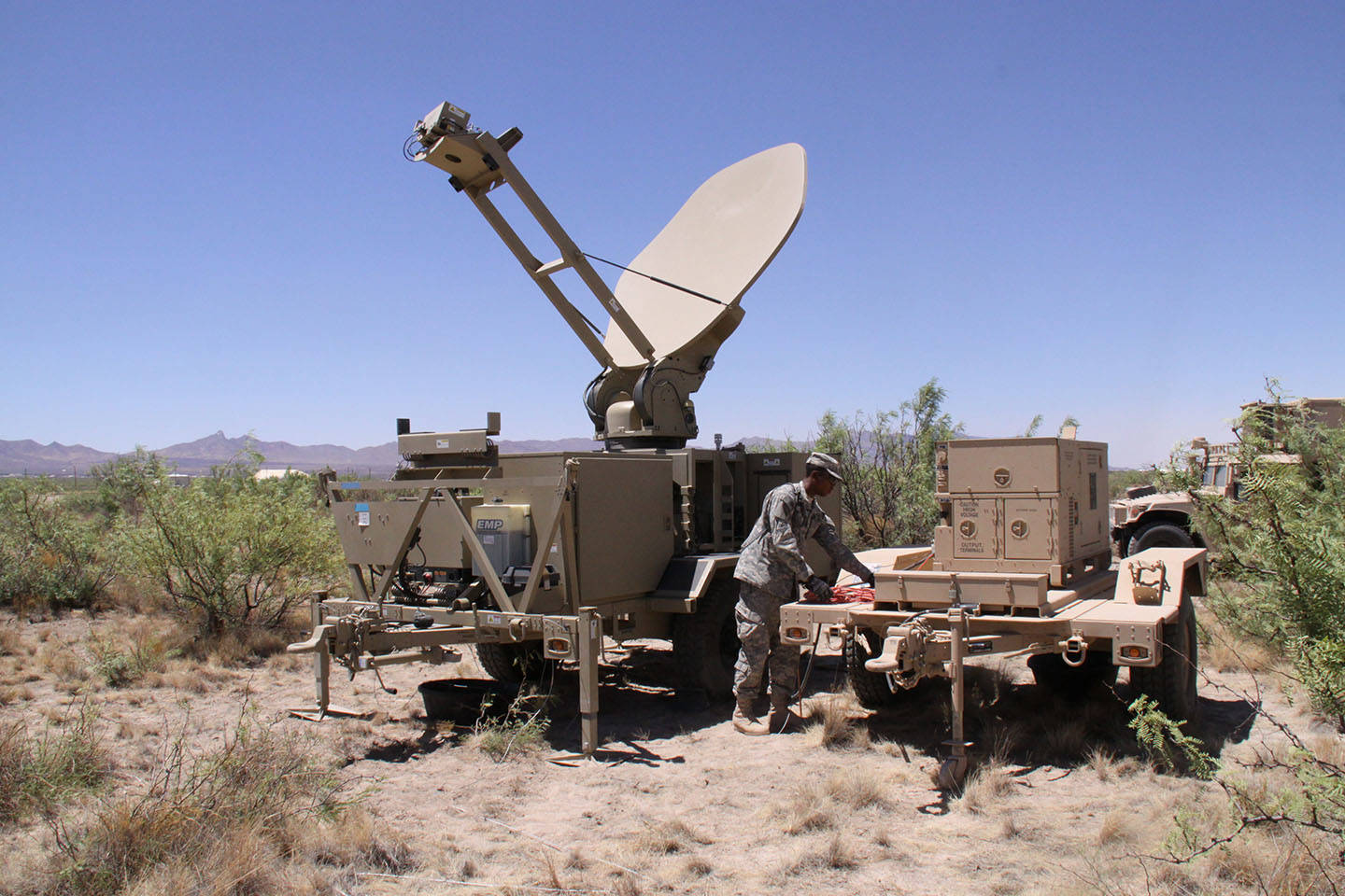 Warfighter Information Network-Tactical (WIN-T) - General Dynamics