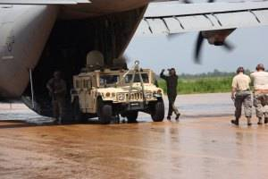 The Soldier's Network - In The News: WIN-T Network Vehicles Shed Tons to Support Expeditionary Air Assault