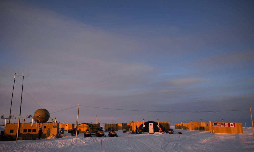 The Soldier's Network - New Satellite Systems to Boost Communication Coverage in Arctic
