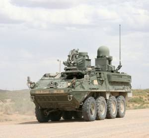 The Soldier's Network - U.S. Army: 1st Armored Division Stryker Brigade Trains on Army's Mobile Network
