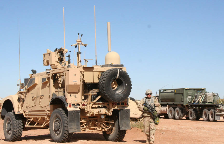 The Soldier's Network - U.S. Army Gives Green Light to General Dynamics for WIN-T Increment 2 Full Rate Production