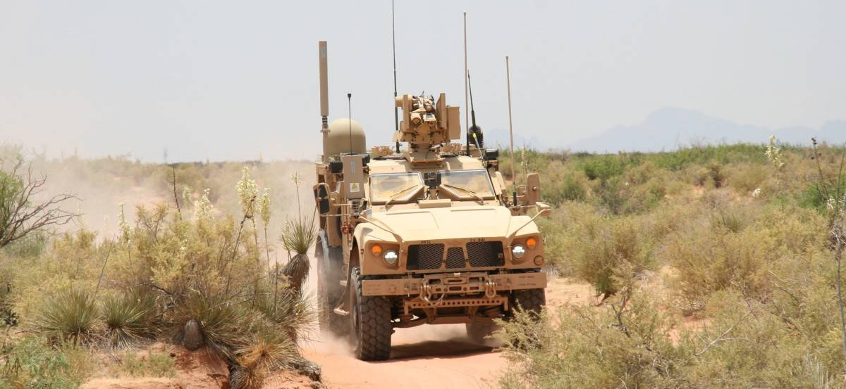 The Soldier's Network - WIN-T Increment 2 Achieves First Successful Combat Patrol with On-the-Move Networking in Afghanistan