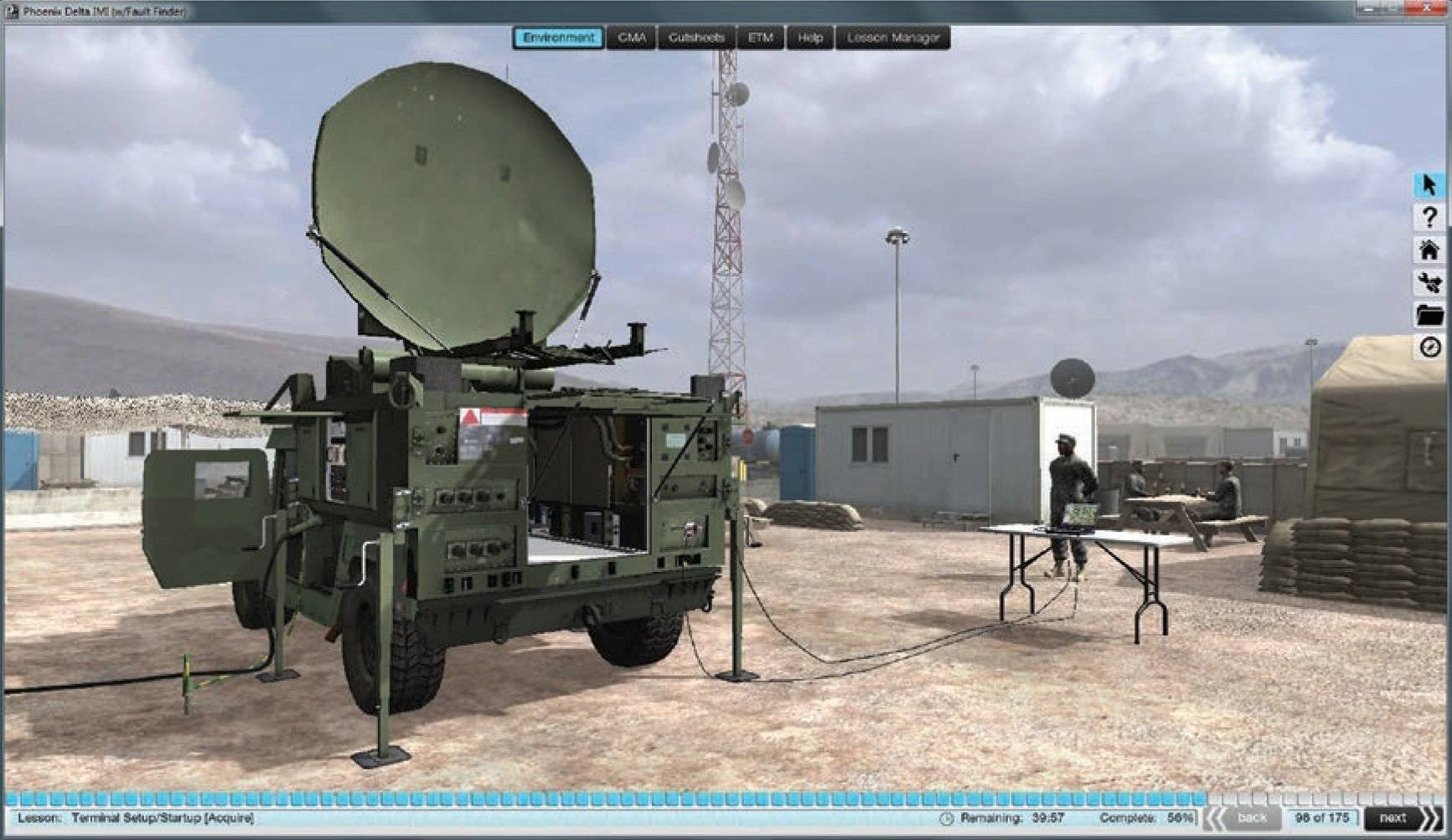 The Soldier's Network - Training On the Virtual Net