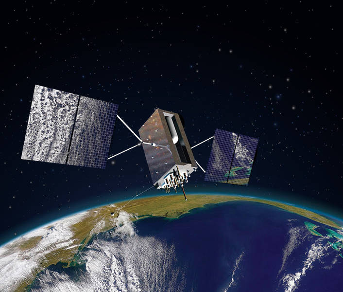General Dynamics Space Domain GPS III