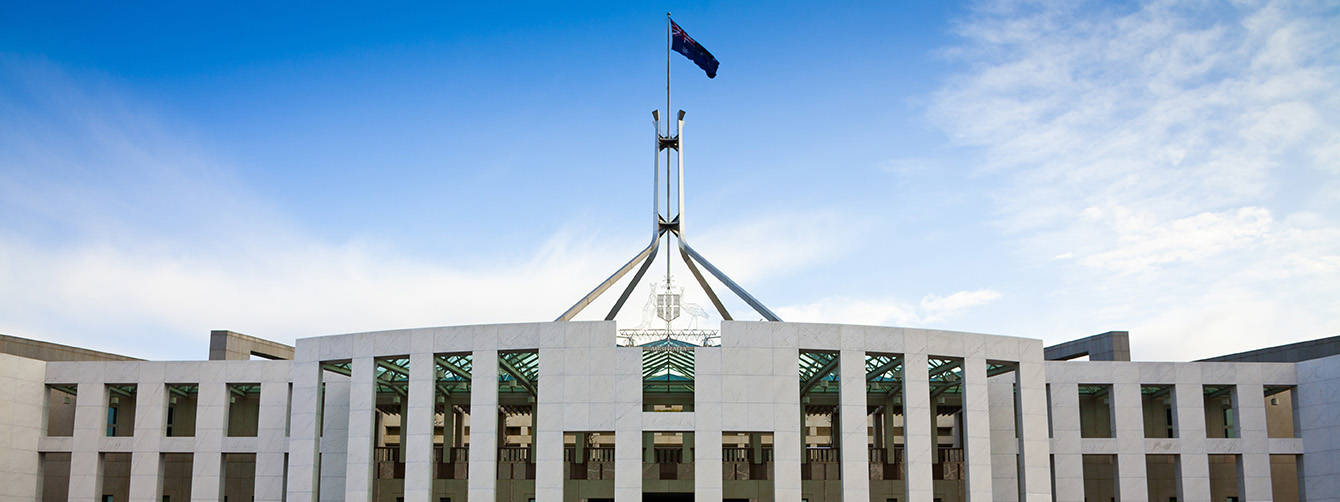 Parliament House Homepage