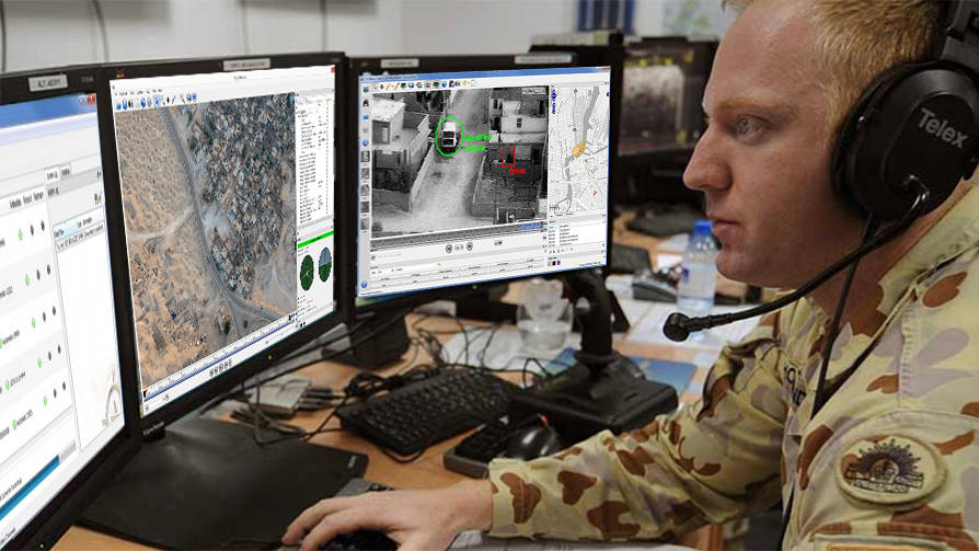 Mediaware ISR Motion Imagery Solutions Defence Image