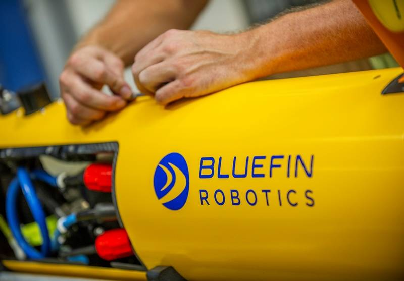 Bluefin-Robotics-Bluefin-9-UUV