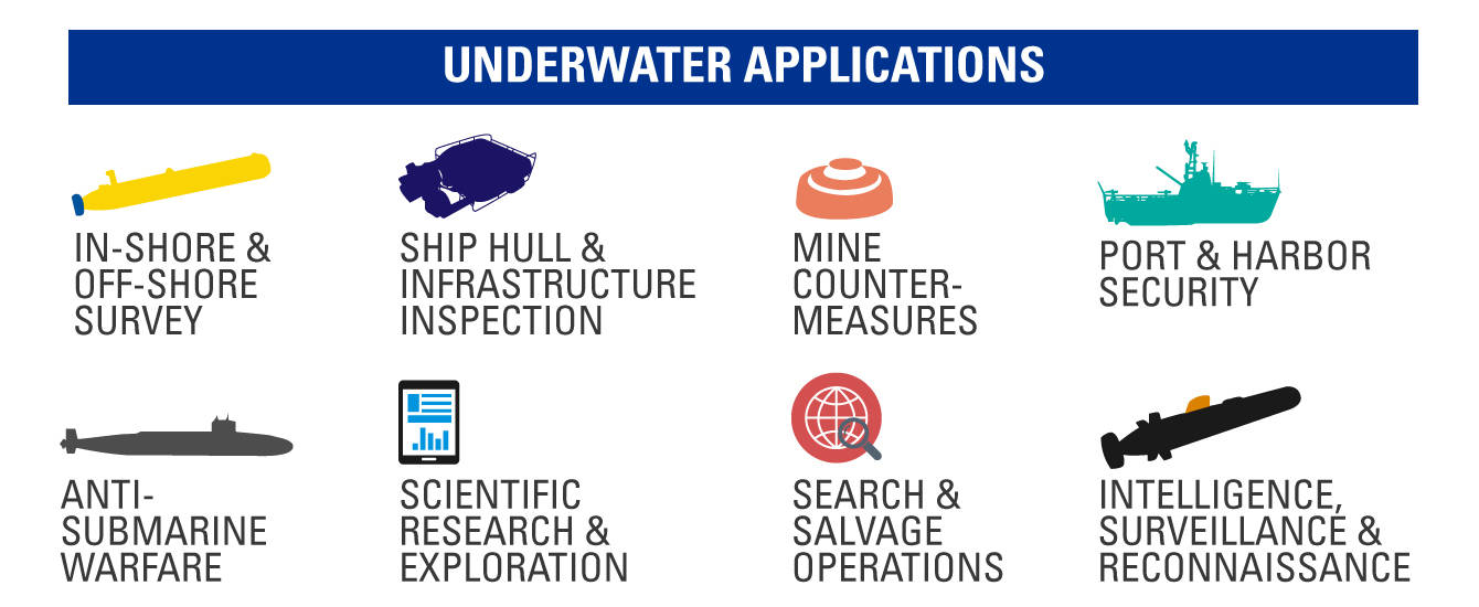 Bluefin Applications Infographic
