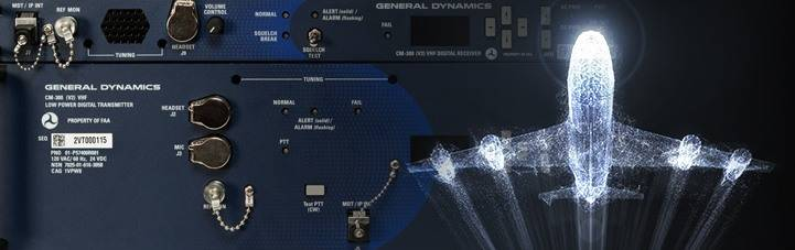 The First NEXCOM Segment 2 Air Traffic Control Radios by General