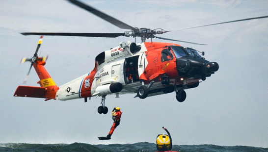 Coast Guard - Rescue 21