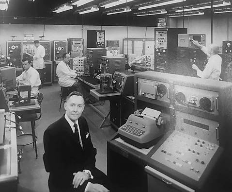 Motorola General Dynamics Facility in Scottsdale AZ In The 60s Preview