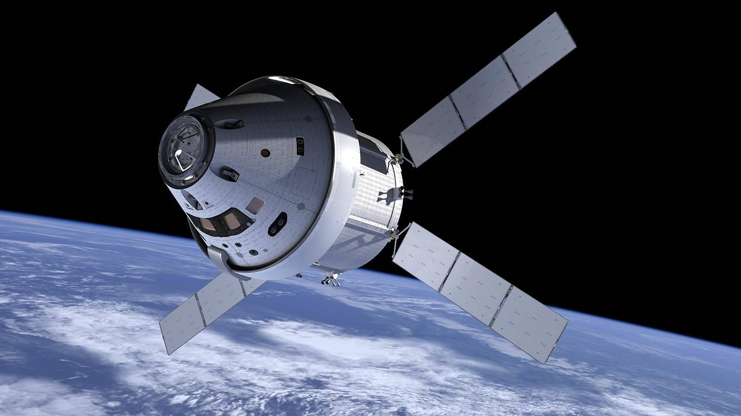NASA - Orion Satellite